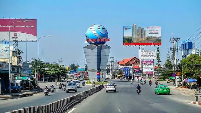 Triển khai trục đại lộ kinh tế, tài chính, dịch vụ lớn nhất Bình Dương tại Thuận An ảnh 1