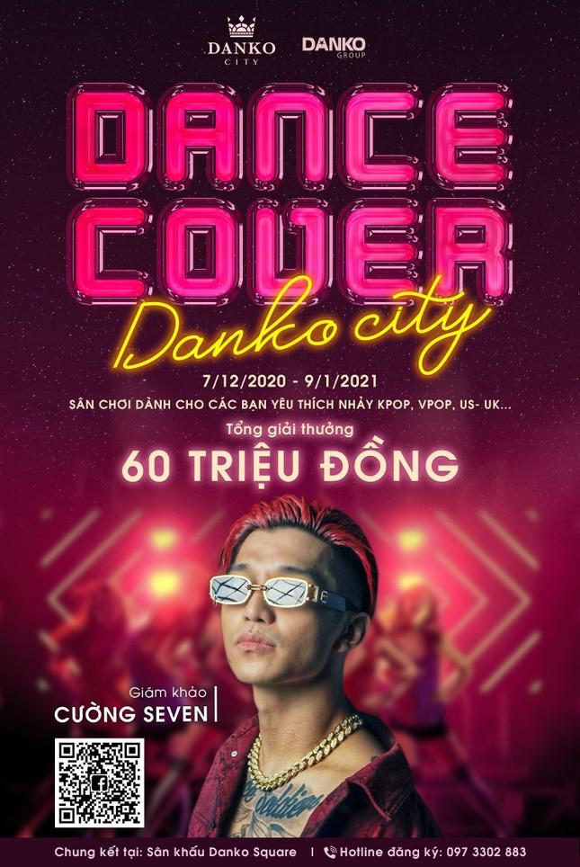 Thỏa sức thể hiện đam mê với cuộc thi nhảy Dance Cover Danko City ảnh 1