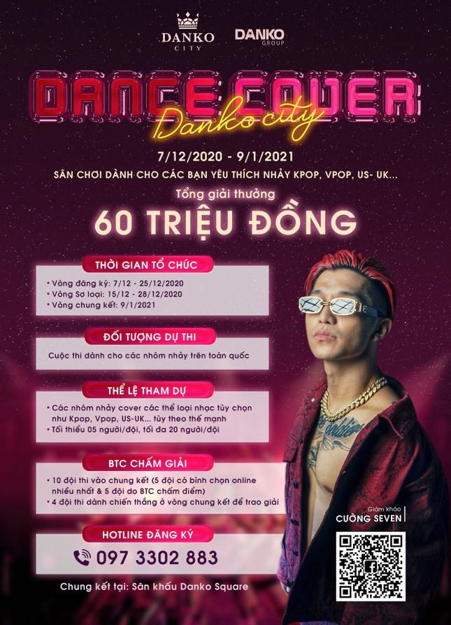 Thỏa sức thể hiện đam mê với cuộc thi nhảy Dance Cover Danko City ảnh 2