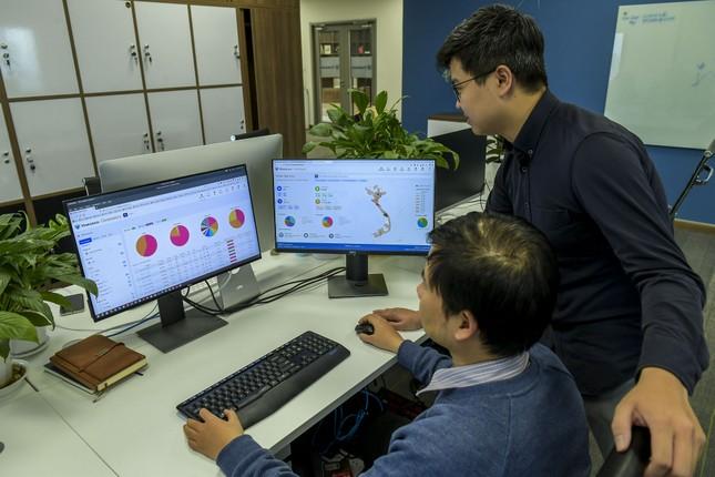 Vingroup công bố hợp tác quốc tế và ra mắt hệ thống quản lý dữ liệu y sinh lớn nhất VN ảnh 3