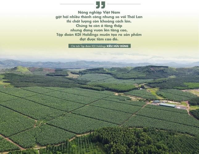 Dấu ấn nông nghiệp công nghệ cao của KDI Holdings tại Tây Nguyên ảnh 10