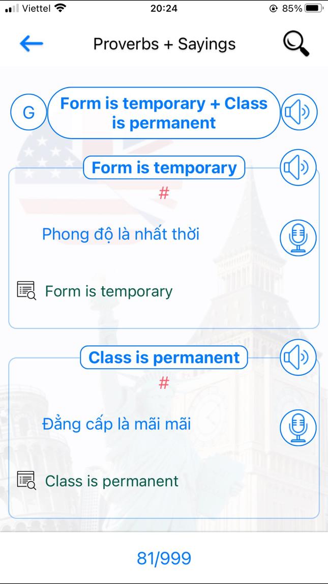 Nhị Ngữ với ứng dụng Biletlingo: Công cụ học hàng chục nghìn từ tiếng Anh trong 3-4 tháng ảnh 5