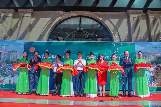 Vinpearl ra mắt khách sạn tối giản thông minh đầu tiên tại Việt Nam ảnh 1