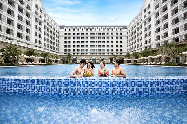 Vinpearl ra mắt khách sạn tối giản thông minh đầu tiên tại Việt Nam ảnh 6