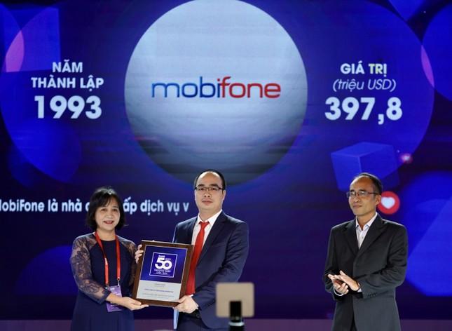 MobiFone được vinh danh top 6 thương hiệu dẫn đầu 2020 do Forbes bình chọn ảnh 1