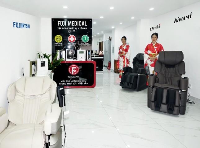 Akanwa Việt Nam và Tập đoàn Fuji Medical ký kết hợp tác chiến lược ảnh 2