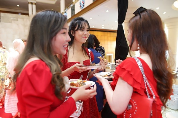Thưởng thức tiệc buffet dâu tây King's Berry Hàn Quốc tại TP.HCM ảnh 2