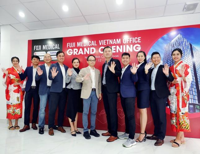 Akanwa Việt Nam và Tập đoàn Fuji Medical ký kết hợp tác chiến lược ảnh 3