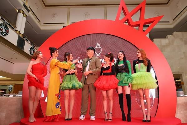 Thưởng thức tiệc buffet dâu tây King's Berry Hàn Quốc tại TP.HCM ảnh 4