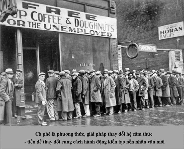 """Kỳ 57: Cà phê và thập kỷ sáng tạo """"định hình lại nước Mỹ"""" ảnh 1"""
