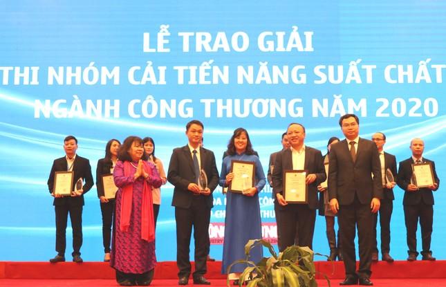 EVNNPC giành Á quân cuộc thi Nhóm cải tiến năng suất chất lượng ngành Công Thương ảnh 1