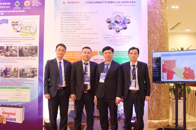 EVNNPC giành Á quân cuộc thi Nhóm cải tiến năng suất chất lượng ngành Công Thương ảnh 2