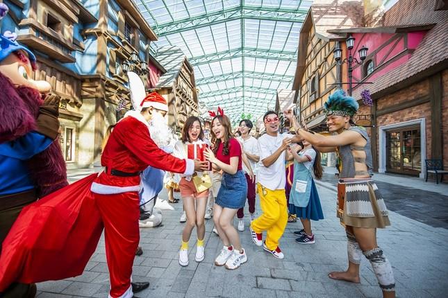 Tưng bừng đón 2021 với chuỗi sự kiện lễ hội siêu khủng tại Phú Quốc United Center ảnh 2