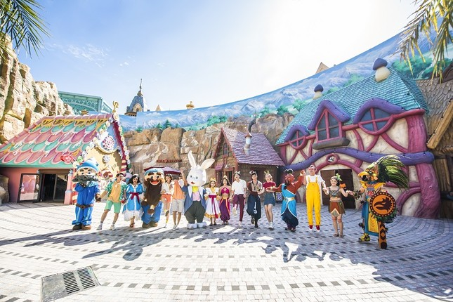 Tưng bừng đón 2021 với chuỗi sự kiện lễ hội siêu khủng tại Phú Quốc United Center ảnh 3