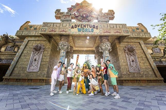 Tưng bừng đón 2021 với chuỗi sự kiện lễ hội siêu khủng tại Phú Quốc United Center ảnh 7