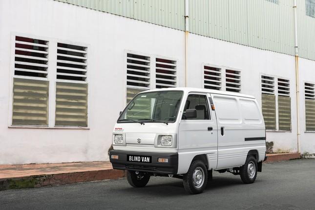 """""""Vua xe tải nhẹ"""" Suzuki - Nhỏ gọn nhưng hiệu quả cho nhu cầu vận chuyển cuối năm ảnh 2"""