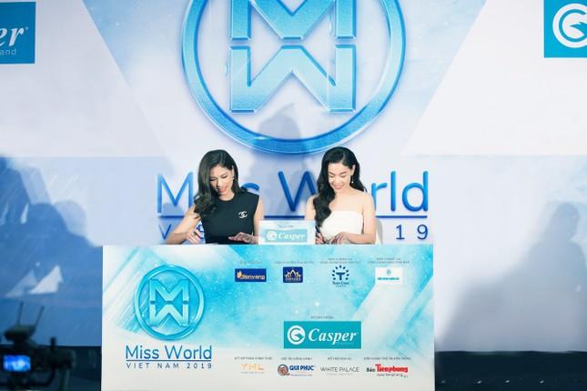 Casper tiếp tục đồng hành cùng Miss World Vietnam ảnh 1