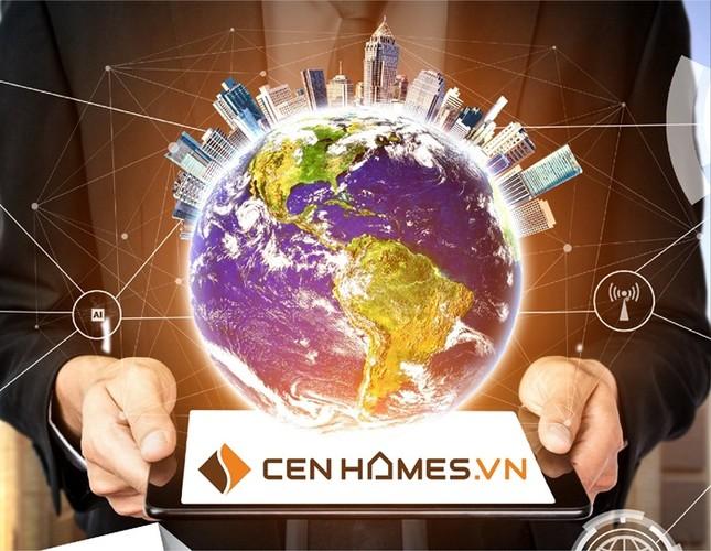 Xu hướng chuyển đổi số trong lĩnh vực bất động sản và câu chuyện của Cen Homes ảnh 1