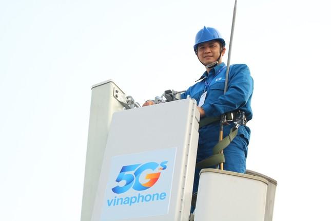 VinaPhone phát sóng 5G tại thành phố Thủ Đức ảnh 1