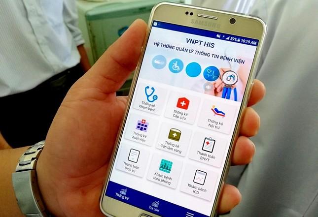 Việt Nam tăng tốc chuyển đổi số trong y tế ảnh 1