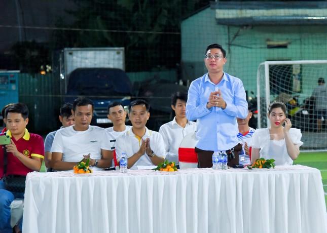 Giải bóng đá Đại Lợi Phát Champions thu hút sự quan tâm của nhiều doanh nghiệp xây dựng ảnh 2