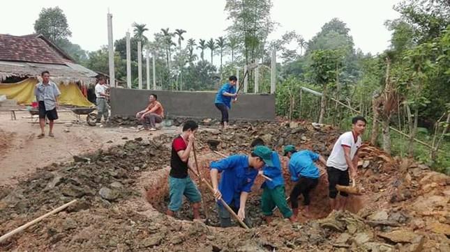 Đội tuyên truyền viên bảo vệ môi trường xã Hòa Hải, huyện Hương Khê, tỉnh Hà Tĩnh ảnh 2