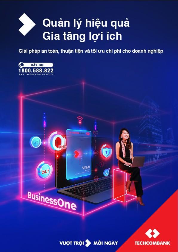 Techcombank triển khai Ưu đãi tết – 'Khởi sắc năm vượt trội' cho khách hàng doanh nghiệp ảnh 1