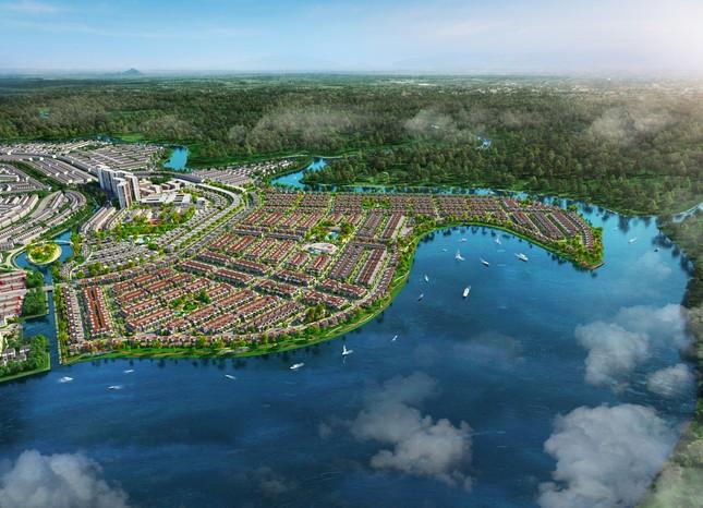 Aqua City – Nơi sắc màu hạnh phúc ngập tràn giữa không gian xanh sinh thái ảnh 3