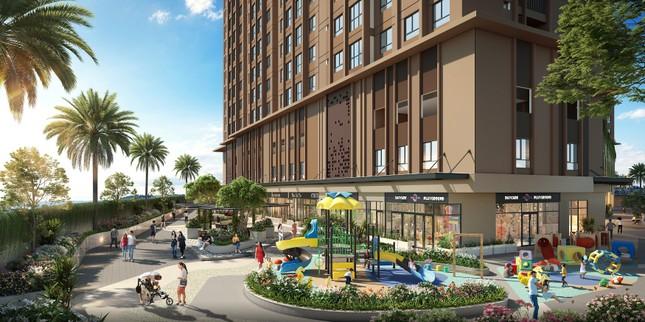 Sản phẩm căn hộ chung cư chiếm lĩnh thị trường bất động sản ảnh 2