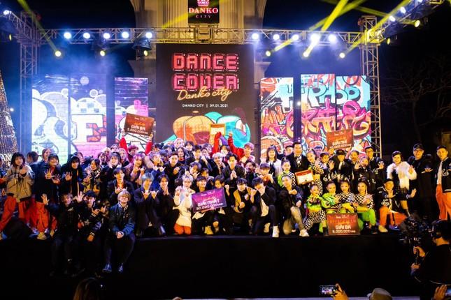 Dance cover Danko City: Bùng cháy với các vũ điệu Kpop cùng Cường seven ảnh 1