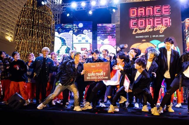 Dance cover Danko City: Bùng cháy với các vũ điệu Kpop cùng Cường seven ảnh 3