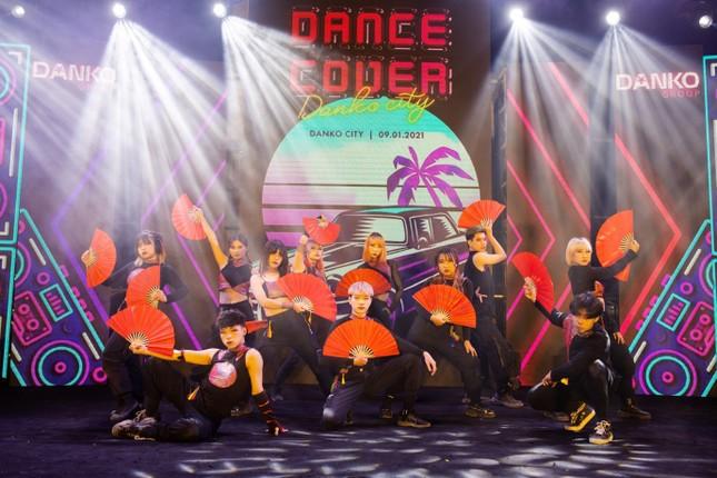 Dance cover Danko City: Bùng cháy với các vũ điệu Kpop cùng Cường seven ảnh 5