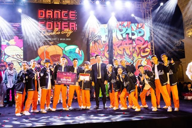 Dance cover Danko City: Bùng cháy với các vũ điệu Kpop cùng Cường seven ảnh 8