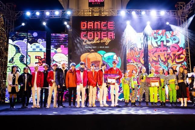 Dance cover Danko City: Bùng cháy với các vũ điệu Kpop cùng Cường seven ảnh 9