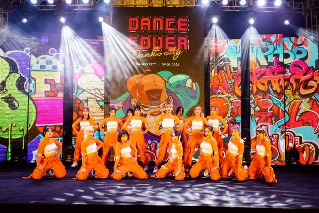 Dance cover Danko City: Bùng cháy với các vũ điệu Kpop cùng Cường seven ảnh 11