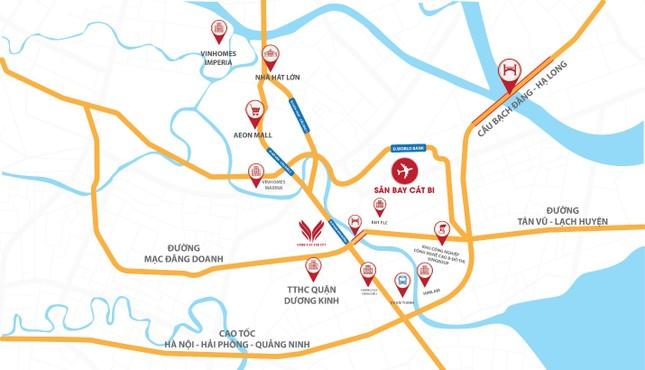 """Dương Kinh New City – """"điểm sáng"""" từ vị trí """"tọa độ vàng"""" ảnh 1"""