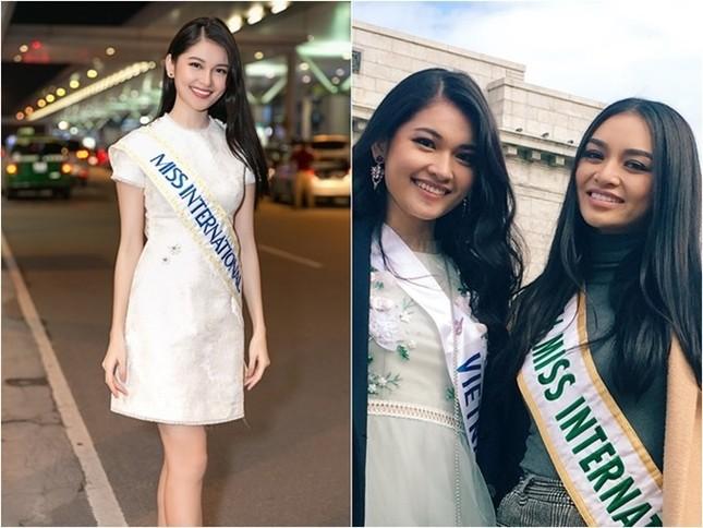 Dàn hoa hậu, á hậu Việt Nam 'đem chuông đi đánh xứ người' ảnh 6