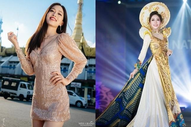 Dàn hoa hậu, á hậu Việt Nam 'đem chuông đi đánh xứ người' ảnh 8