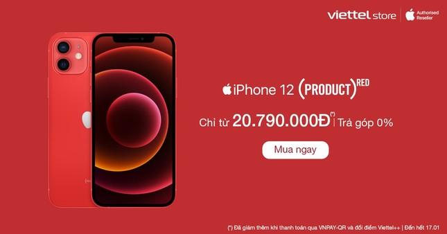 Bất chấp khan hàng, Viettel Store vẫn đảm bảo đủ iPhone 12 Series bán trước Tết nguyên đán ảnh 1
