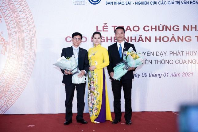 Tổ chức Unesco vinh danh nghệ nhân ẩm thực Hoàng Minh Hiền ảnh 2