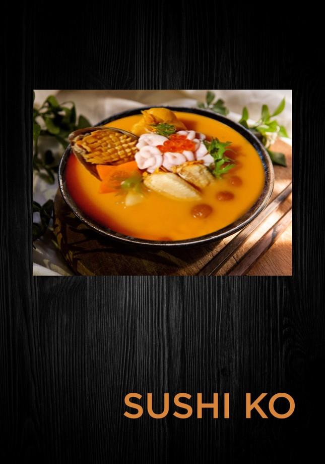 Sự kiện 'Trải nghiệm ẩm thực xứ Phù Tang': Nơi hội tụ nhiều món ăn Nhật Bản mới lạ ảnh 6