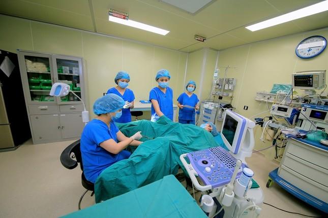 """Vinmec Central Park – bệnh viện khám chữa bệnh an tâm nhất """"mùa Covid"""" ảnh 3"""