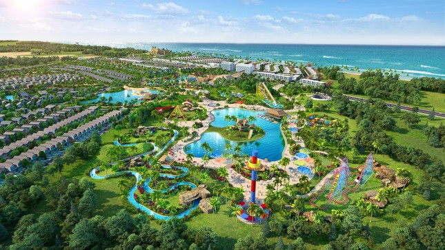 Công viên giải trí Tropicana Park – NovaWorld Ho Tram ảnh 1