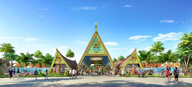 Công viên giải trí Tropicana Park – NovaWorld Ho Tram ảnh 2