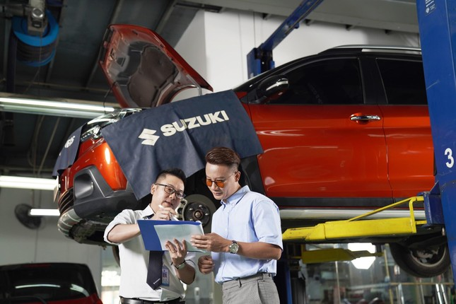 Chốt hạ 2020 với doanh số lập đỉnh, Suzuki phát lộc ưu đãi mừng năm mới ảnh 5
