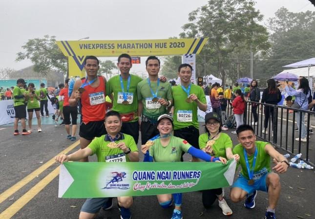 Lan tỏa phong trào chạy bộ ở BSR ảnh 2