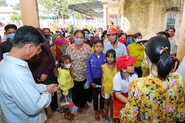 Khang Điền mang xuân yêu thương đến người dân xã An Khương, huyện Hớn Quản, tỉnh Bình Phước ảnh 2
