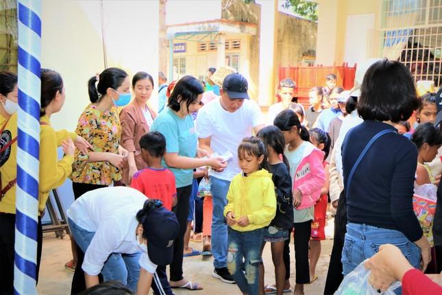 Khang Điền mang xuân yêu thương đến người dân xã An Khương, huyện Hớn Quản, tỉnh Bình Phước ảnh 3