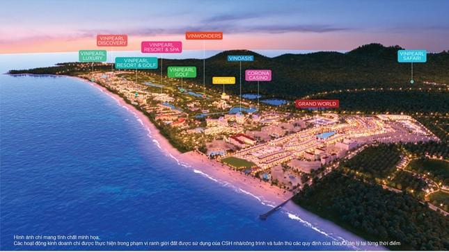 Grand World Phú Quốc 'trải thảm' đón các nhà đầu tư Tây Nam Bộ bằng mô hình đột phá ảnh 5