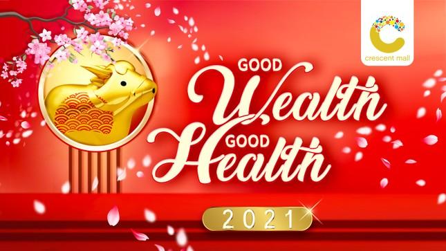 Hân hoan đón năm mới 2021 an khang thịnh vượng cùng Crescent Mall ảnh 1